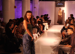 Designs by Lea Mono Haute Couture –  BK Fashion Freedom – Spring / Summer 2012