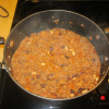 Just a Man in His Kitchen:  Chili