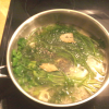 Just a Man and His Kitchen:  Court Bouillon
